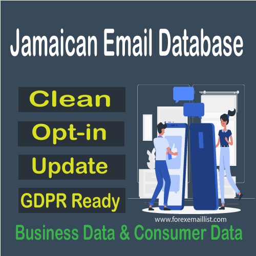 Jamaican Email Database