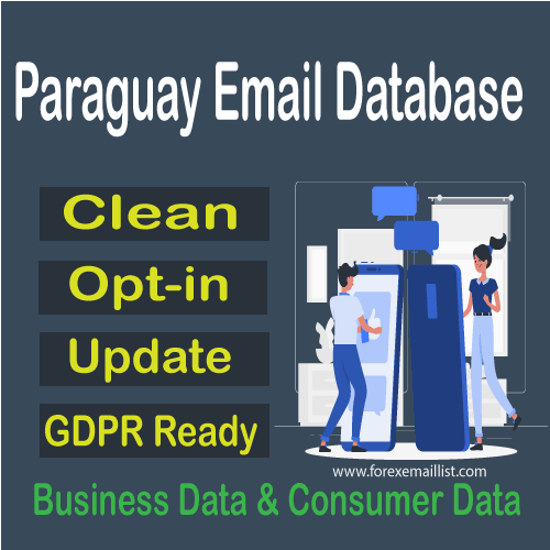 Paraguay Email Database
