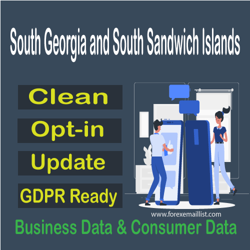 South Georgia and South Sandwich Islands Email Database
