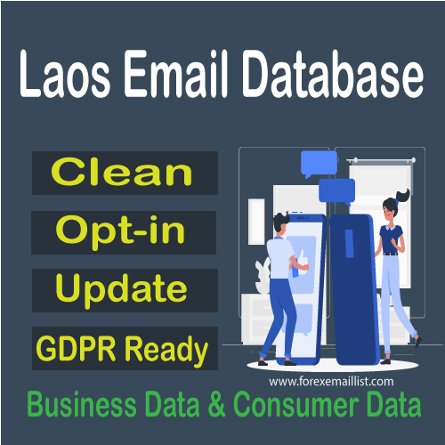 Laos Email Database